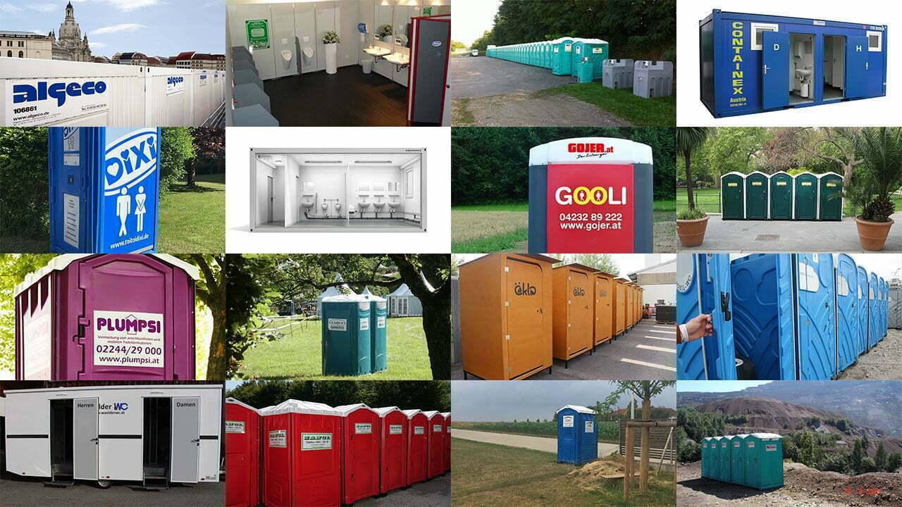 Toilettenanbieter